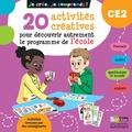 Emelyne Giraudon - 20 activités créatives pour découvrir autrement le programme de l'école CE2.