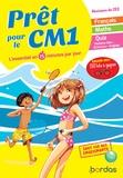 Emelyne Giraudon - Prêt pour le CM1 - L'essentiel en 15 minutes par jour.
