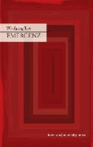 Emergenz - Nachgelassene und verstreut publizierte Essays.