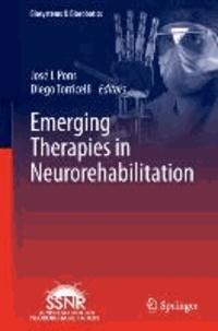 Emerging Therapies in Neurorehabilitation.
