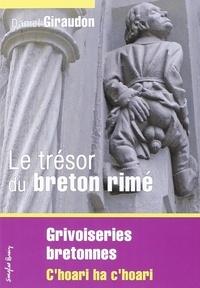Emgleo Breiz - Le trésor du breton rimé - Tome 3, Grivoiseries bretonnes.
