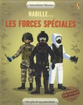 Emi Ordas - Habille... Les forces spéciales.