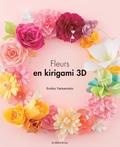 Emiko Yamamoto - Fleurs en kirigami 3D.