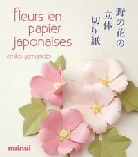 Emiko Yamamoto - Fleurs en papier japonaises.
