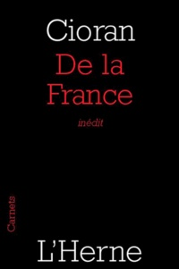 Emil Cioran - De la France.