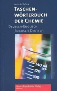 Emil Kucera - Dictionnaire de chimie allemand-français/français-allemand.