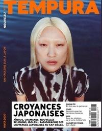 Emil Pacha Valencia - Tempura N° 4, hiver 2020 : Croyances japonaises.