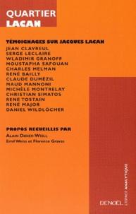 Emil Weiss et Alain Didier-Weill - .