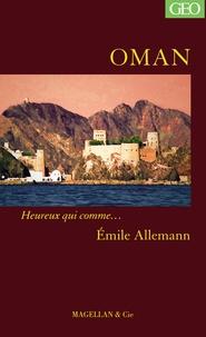 Emile Allemann - Oman.
