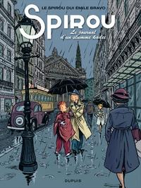 Emile Bravo - Spirou  : Le journal d'un slumme kadei - Edition en bruxellois.