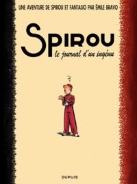 Emile Bravo - Spirou Tome 4 : Le journal d'un ingénu.