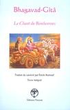 Emile Burnouf - Bhagavad-Gîtâ - Le chant du Bienheureux.