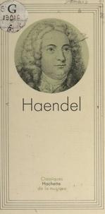 Emile Damais et André Gauthier - Haendel.