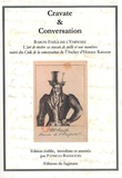 Emile de L'Empesée - Cravate & Conversation.