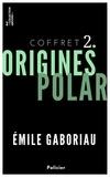 Emile Gaboriau - Coffret Émile Gaboriau - Origines polar n°2.