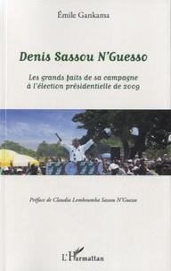 Galabria.be Denis Sassou N'Guesso - Les grands faits de sa campagne à l'élection présidentielle de 2009 Image