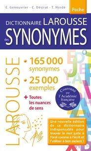 Emile Genouvrier et Claude Désirat - Dictionnaire Larousse des synonymes.