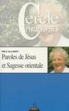 Emile Gillabert - Paroles de Jésus et sagesse orientale.