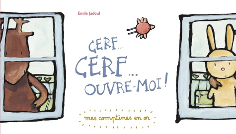 Emile Jadoul - Cerf... cerf... ouvre-moi !.