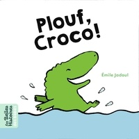Emile Jadoul - Plouf, Croco !.
