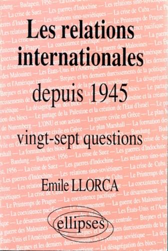 Emile Llorca - .