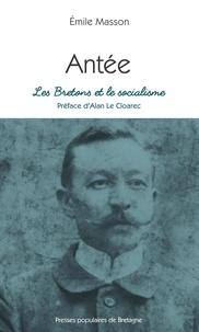 Emile Masson - ANTEE Les bretons et le socialisme.