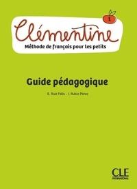 Deedr.fr Clementine 1 - Méthode de français pour les petits - Guide pédagogique Image