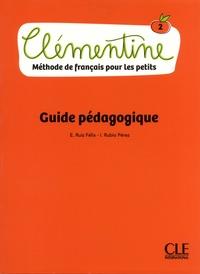Openwetlab.it Clémentine 2 Méthode de français pour les petits - Guide pédagogique Image