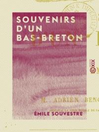 Emile Souvestre - Souvenirs d'un Bas-Breton.