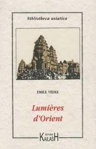 Emile Vedel - Lumières d'Orient.