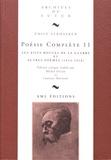 Emile Verhaeren - Poésie complète - Tome 11, Les Ailes rouges de la guerre et autres poèmes (1914-1916).