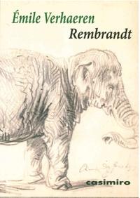 Emile Verhaeren - Rembrandt.