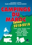 Emile Verhooste et Pascal Samson - Campings du Maroc - Guide critique.