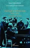 Emile Vuillermoz - Critique musicale - 1902-1960 : Au bonheur des soirs.