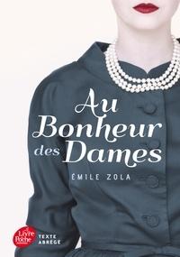 Examen ebook en ligne Au bonheur des dames  - Texte abrégé par Emile Zola