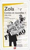 Emile Zola - Contes et nouvelles (1864-1874) - Tome 1.