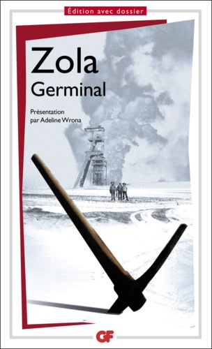 Germinal - Emile Zola - Format ePub - 9782081351929 - 3,49 €