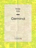 Emile Zola et  Ligaran - Germinal.