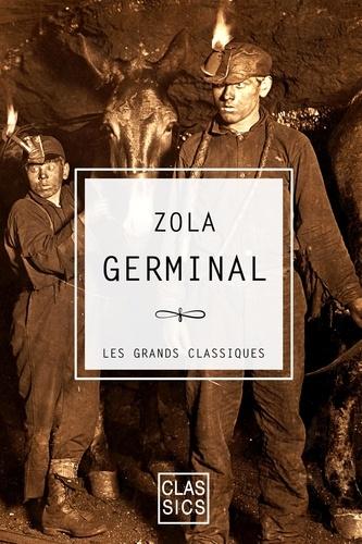 Germinal - Emile Zola - Format ePub - 9782363153494 - 0,99 €