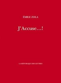 Emile Zola - J'Accuse…!.