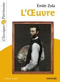 Téléchargement du livre de message texte L'oeuvre 9782210758872 par Emile Zola in French