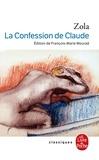 Emile Zola - La confession de Claude.