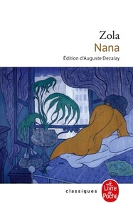 Emile Zola - Les Rougon-Macquart Tome 9 : Nana.