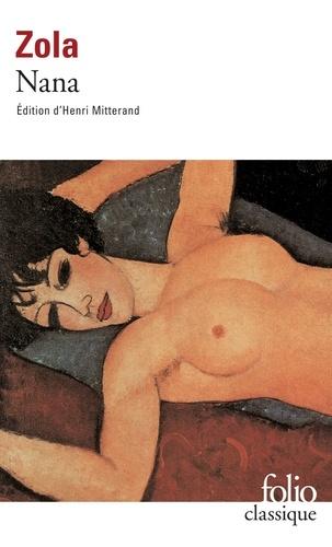 Nana - Emile Zola - Format PDF - 9782072736605 - 3,99 €