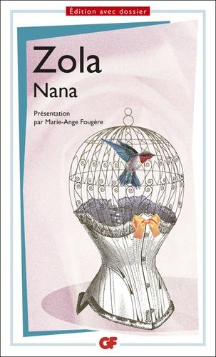 Nana - Emile Zola - Format PDF - 9782081315884 - 2,99 €