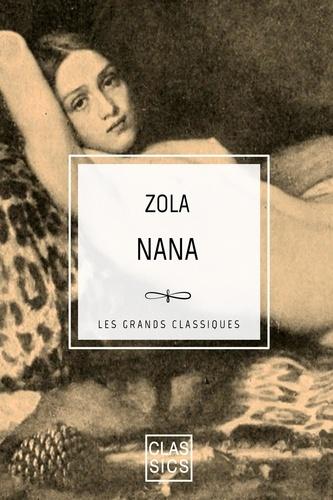 Nana - Emile Zola - 9782363153517 - 1,99 €