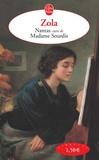 Emile Zola - Nantas - Suivi de Madame Sourdis.