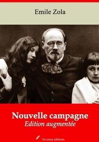 Emile Zola et Arvensa Editions - Nouvelle campagne – suivi d'annexes - Nouvelle édition.