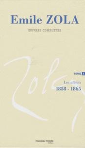 Emile Zola - Oeuvres complètes - Pack en 21 volumes.