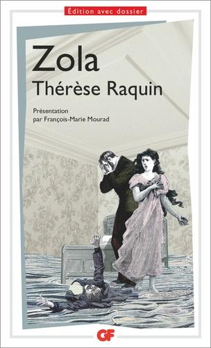 Thérèse Raquin - Emile Zola - Format PDF - 9782081409972 - 2,99 €
